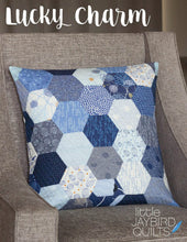 Load image into Gallery viewer, Lucky Charm Pillow Pattern