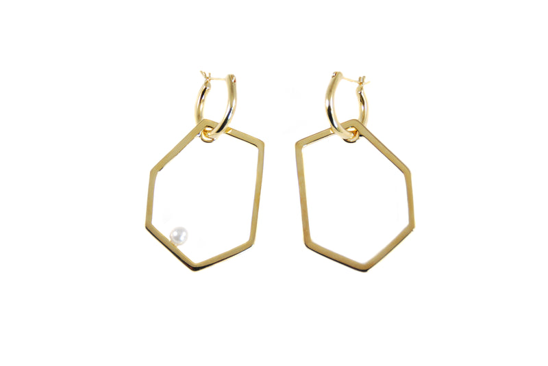 Poligono Earrings