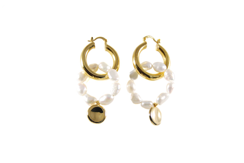 Rueda Earrings