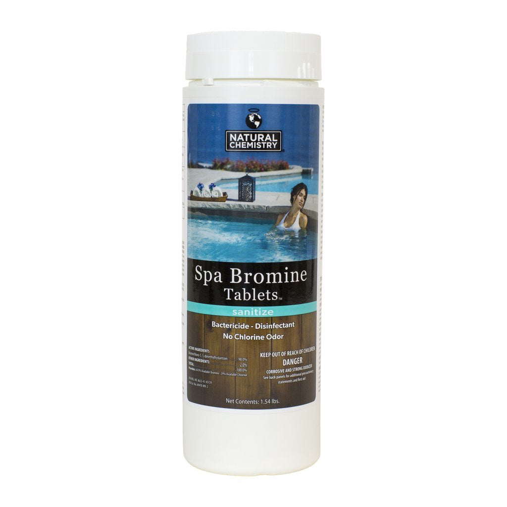 Spa Bromine Tablets - 1.54lb
