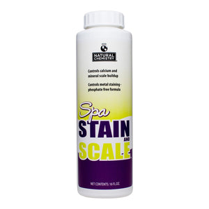 Spa Stain & Scale - 16 oz