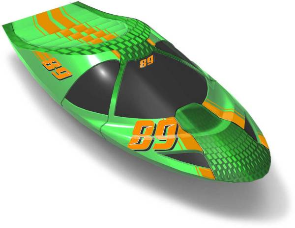 Speed Beasts Stingray Motorized Boat