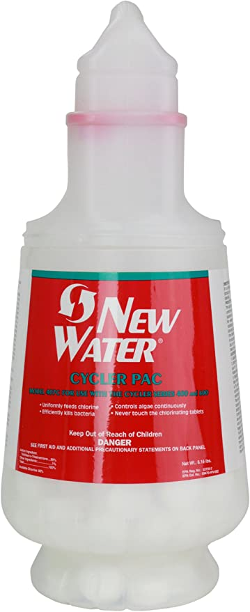 New Water Cycler Pac - Model 407C