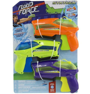 Force Stryker Water Shooters - 3 Pack