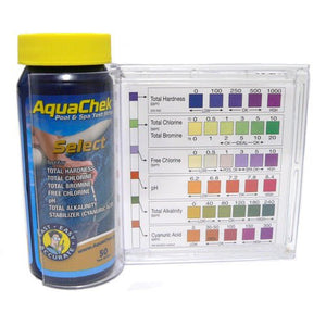 AquaChek 7-in-1 Test Strips