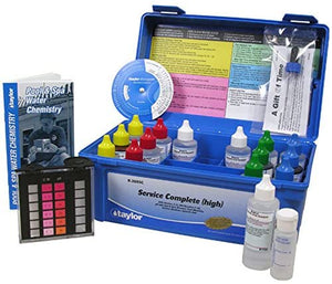 Complete Service Test Kit