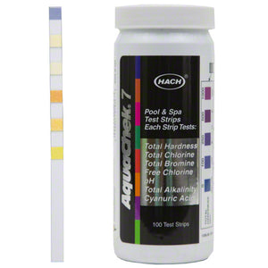 AquaChek 7 Pool Test Strips