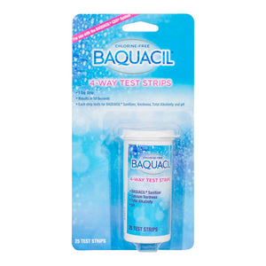 Baquacil 4-Way Test Strips