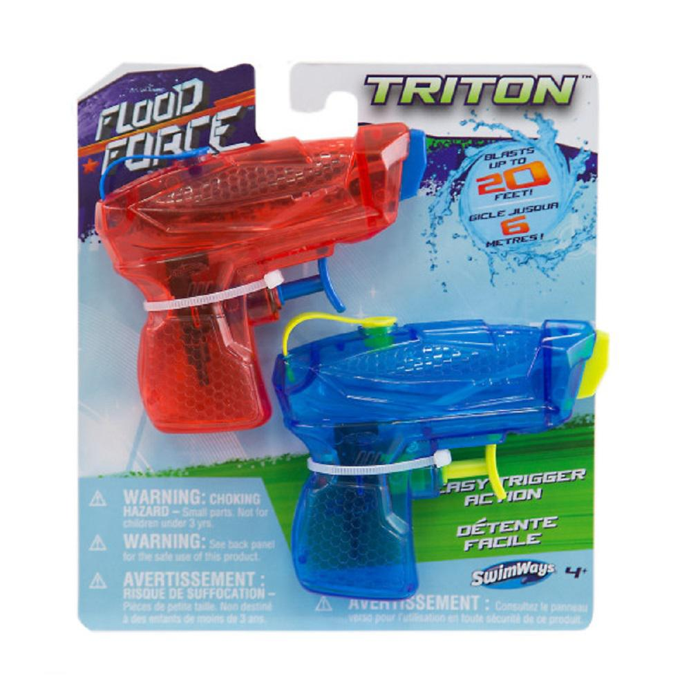 Triton Water Gun Set - 2 Pack