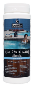 Spa Oxidizing Shock - 3.15lb