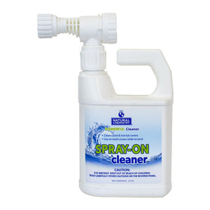 Spray-On Cleaner Pool & Spa Cover Cleaner