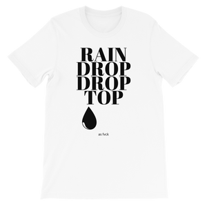 Rain Drop Drop Top T-Shirt
