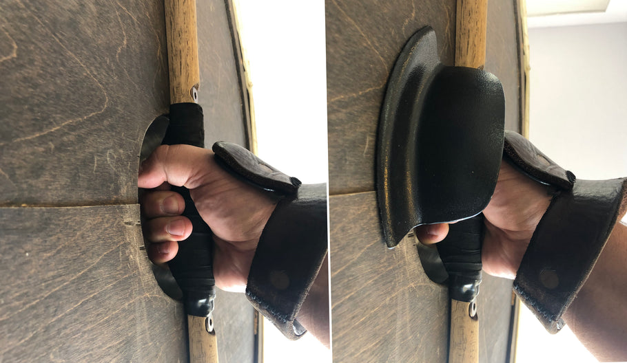 A little help for your shield thumb
