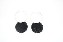 Load image into Gallery viewer, Mini Double Dot Earrings
