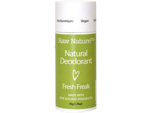 Natural deodorant plastic free Fresh Freak