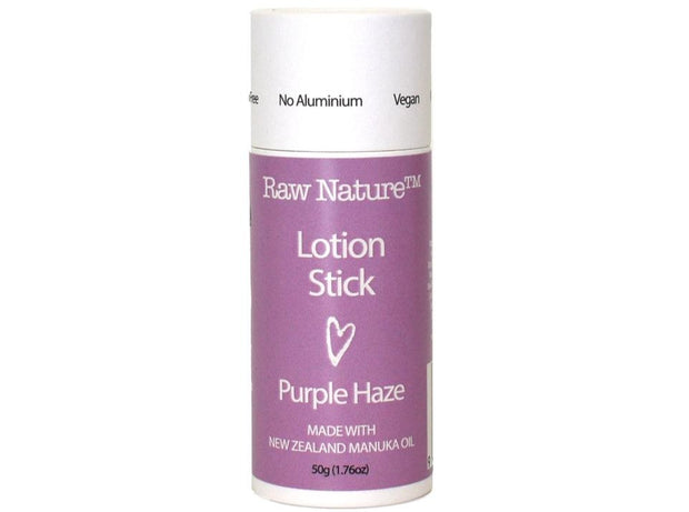 Plastic free Lotion Purple Haze