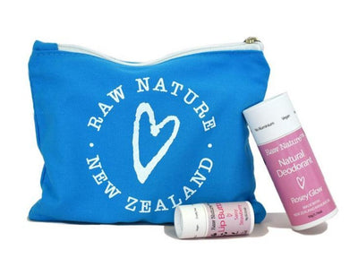 Raw Nature Beauty gift pack