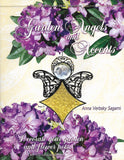 2004 'Garden Angels and Accents Stained Glass Pattern Book ~ Easy to do Angels, Fairies and Flowers!