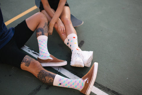 Swanky Socks Summer Collection