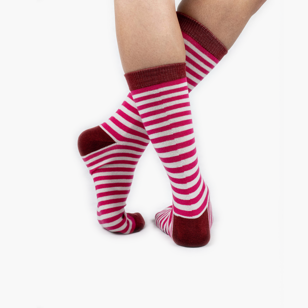 Big Stripes Socks - SwankySocks