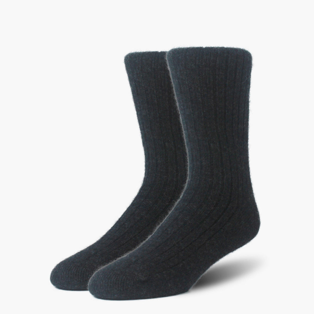 Possum Fur, Merino Wool Socks - SwankySocks