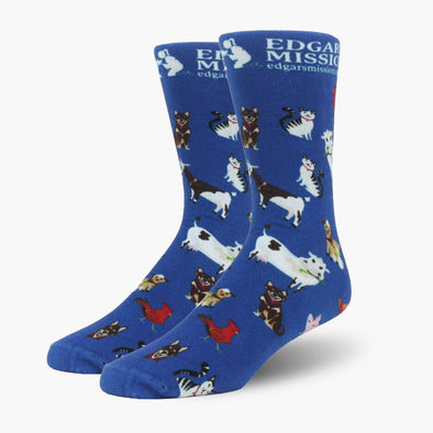 Digital Printed Socks - SwankySocks