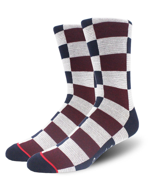 Blurred Lines Socks