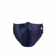 PLAIN NAVY REUSABLE  FACEMASKS