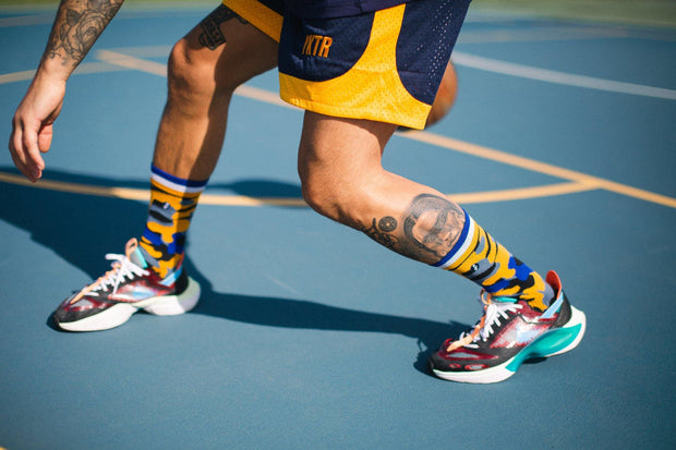 Bullets Camo Socks