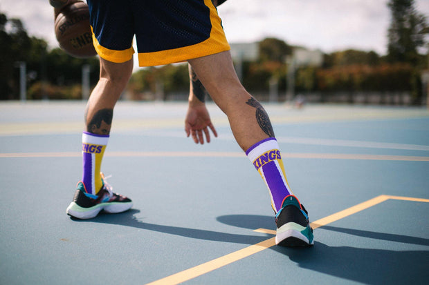 Kings V-Shape Socks