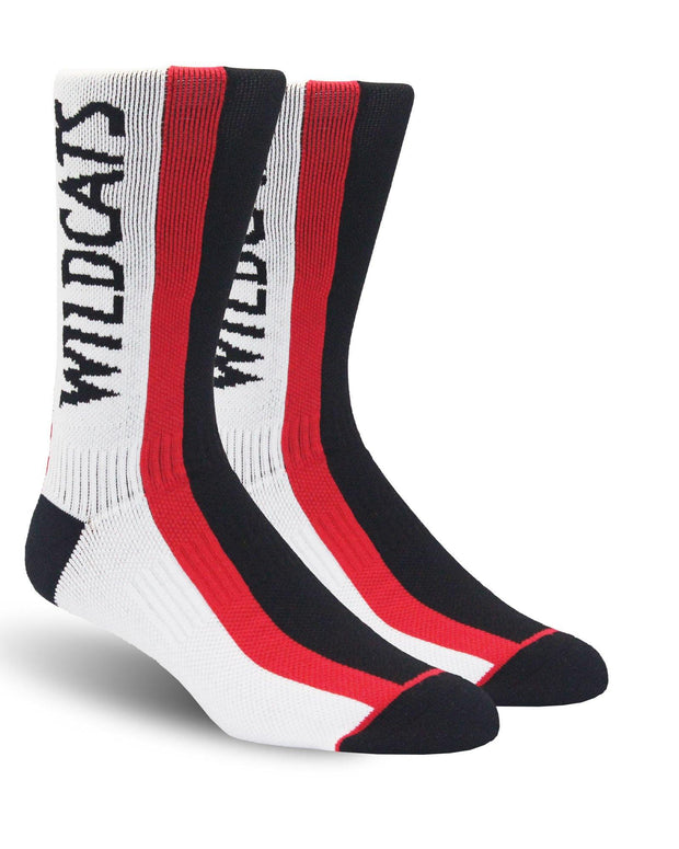 Wildcats Vertical Stripe
