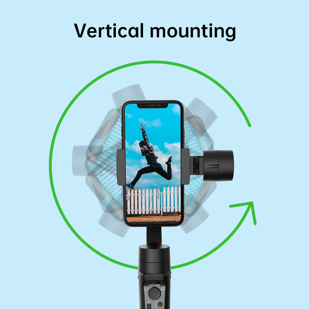 Vertical mounting