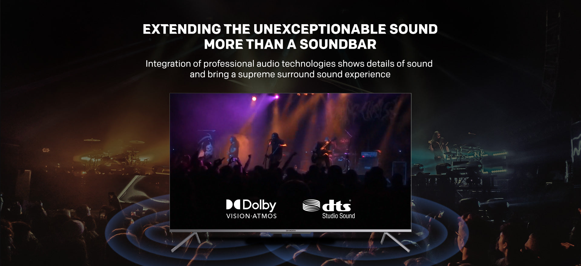Dolby Vision & Atmos