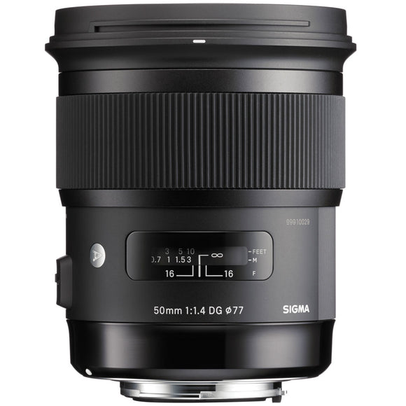 Sigma 50mm f/1.4 DG HSM Art Lens for Nikon-GrandStores Saudi Arabia