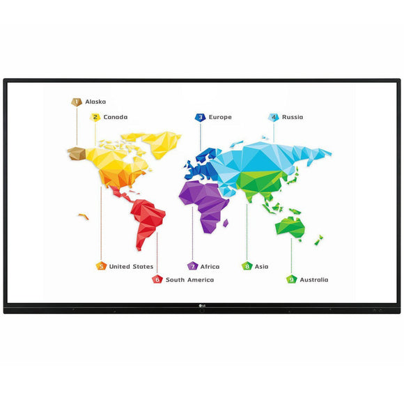 LG Multi touch Interactive Panel 86TR3-GrandStores Saudi Arabia