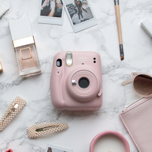 instax Mini 11  (Blush Pink)