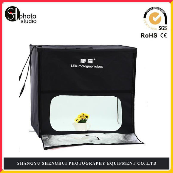 Shangyu SHT211 LED photographic box(60cm)-GrandStores Saudi Arabia