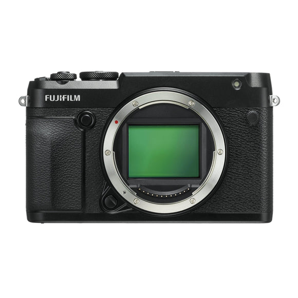 FUJIFILM GFX 50R Mirrorless Medium Format Camera-GrandStores Saudi Arabia