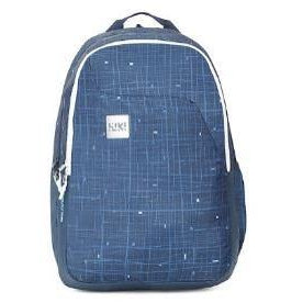 Wildcraft School Bag WIKI - Alpha1 Chips (Blue)-GrandStores Saudi Arabia