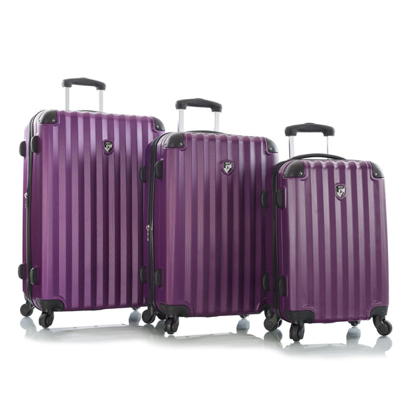 HEYS RIDGE 3 PC. SET (PURPLE)-GrandStores Saudi Arabia