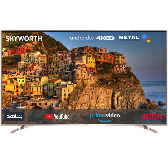 SKYWORTH 75SUC8100 Google Android UHD 4K Smart LED TV (75