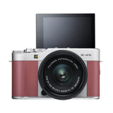 Fujifilm Mirrorless camera X-A5 / XC 15-45mm Pink