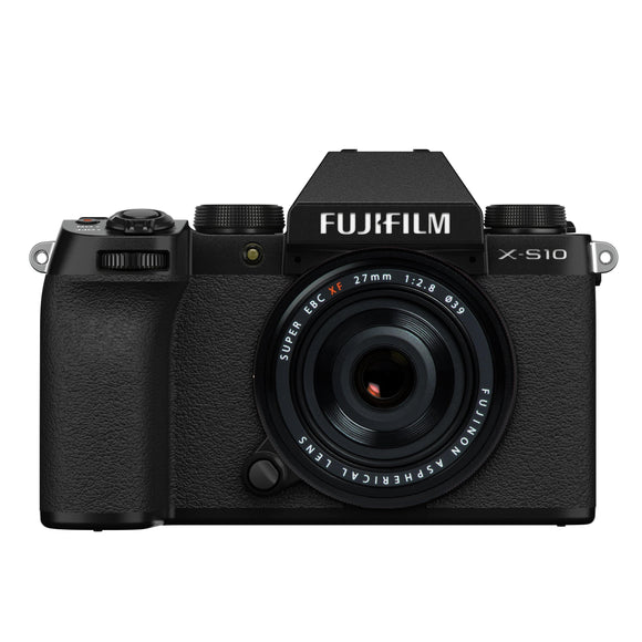 Fujifilm x-s10 mirrorless digital camera / XF27mm-GrandStores Saudi Arabia