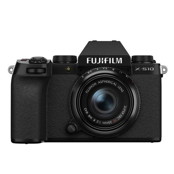 Fujifilm x-s10 mirrorless digital camera / XF35mm F2-GrandStores Saudi Arabia