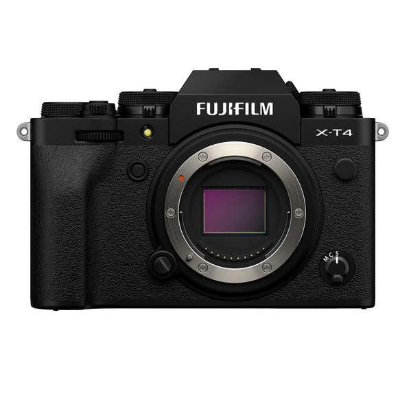FUJIFILM Mirrorless Camera X-T4 Body (Black)-GrandStores Saudi Arabia