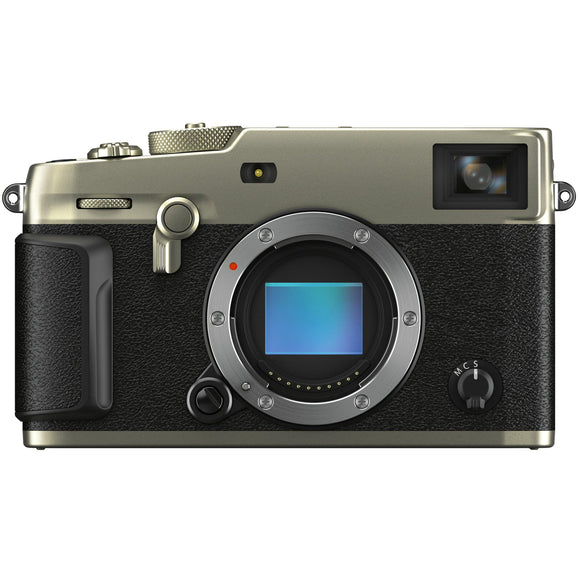 FUJIFILM X-Pro3 Mirrorless Digital Camera (Body Only, Dura Silver)-GrandStores Saudi Arabia