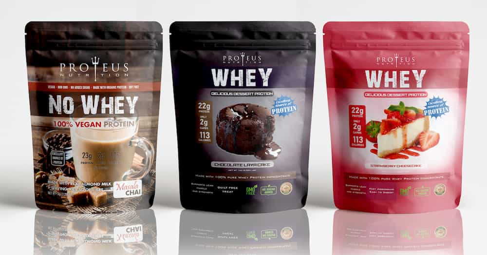 Proteus Nutrition Protein collection