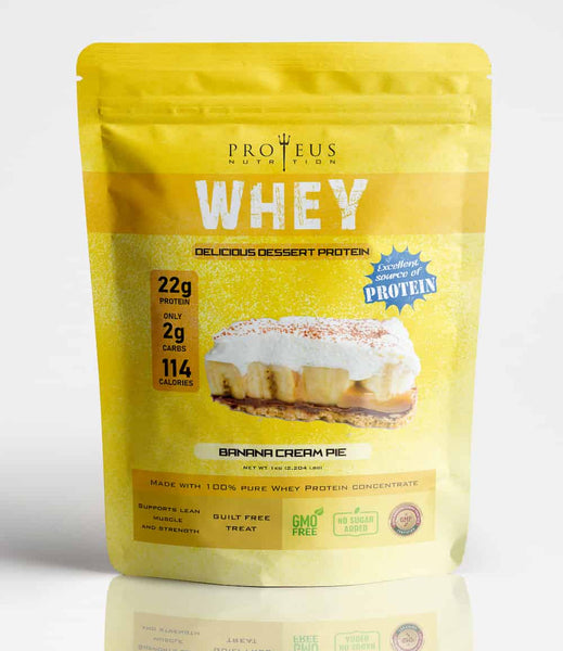 Proteus Nutrition Best Tasting WHEY Protein