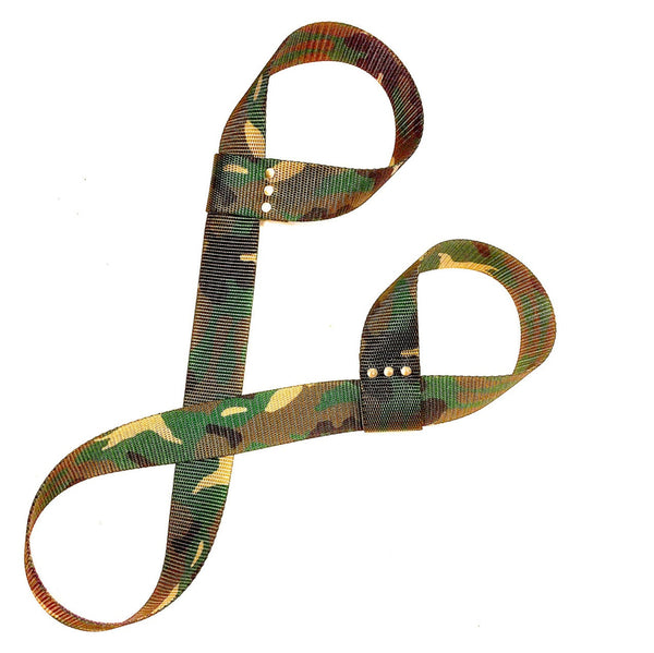 Camo Print Adjustable Roller Skate Leash