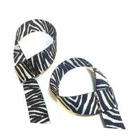 Zebra Print (Referee) Adjustable Roller Skate Leash